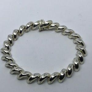 Italian San Marco Link Bracelet